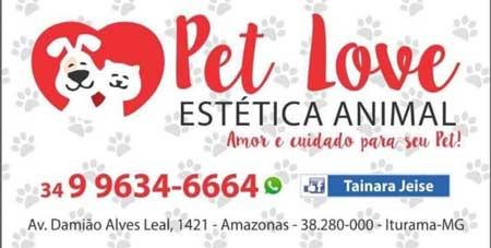 ITURAMA TEM PETY LOVE CLÍNICA DE ESTÉTICA ANIMAL