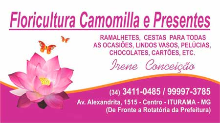 FLORICULTURA CAMOMILLA E PRESENTES