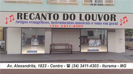 RECANTO DO LOUVOR