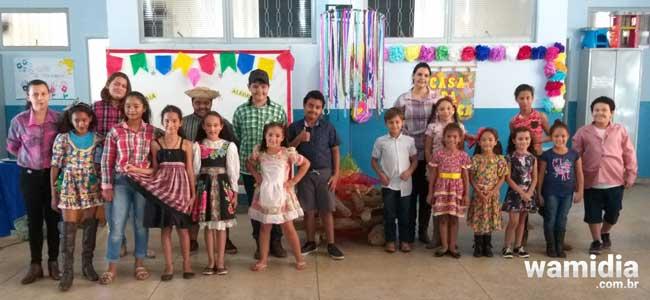 Casa da Criança promove Arraiá Junino