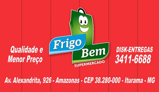 Frigobem - Supermercados