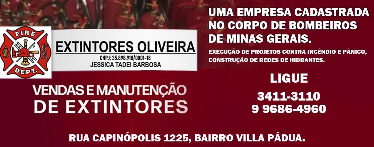 EXTINTORES OLIVEIRA