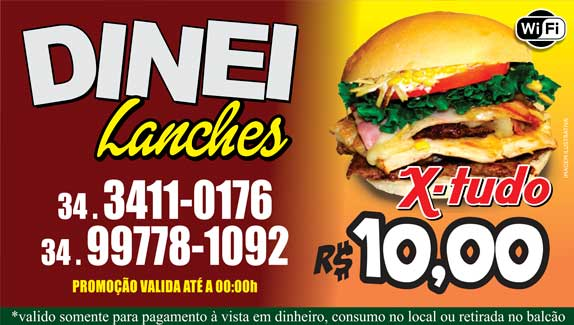 DINEI LANCHES